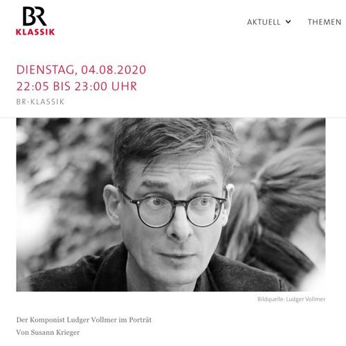 HORIZONTE Der Komponist Ludger Vollmer / Portrait / BR Klassik
