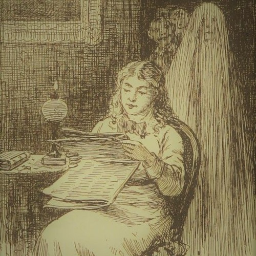 St. Clair History Moment, 5/22/2020: The Ghostly Girl in Blue