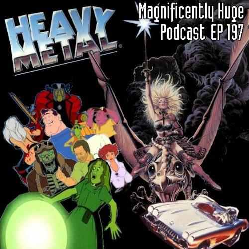 Episode 197 - Heavy Metal