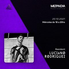 Metanoia pres. Luciano Rodríguez - Progressive Vibrations #30