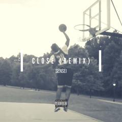 SENSEI - c l o s e ( J. Cole Remix )