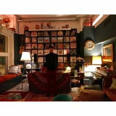 Livingroom Session with Hajdar Berisha @ Kasheme in Zürich 28.12.2018