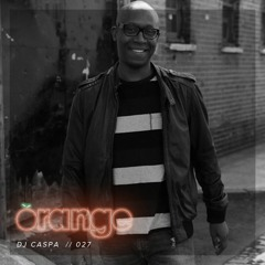 Orangecast 027 // DJ Caspa