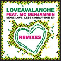 More Love, Less Corruption (feat. MC BenJammin) (Triplet Trix Remix)