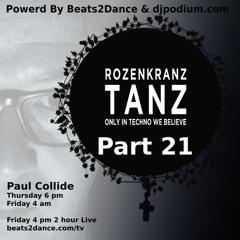 Paul Collide RozenKranzTanz Powerd By Beats2Dance Part 21