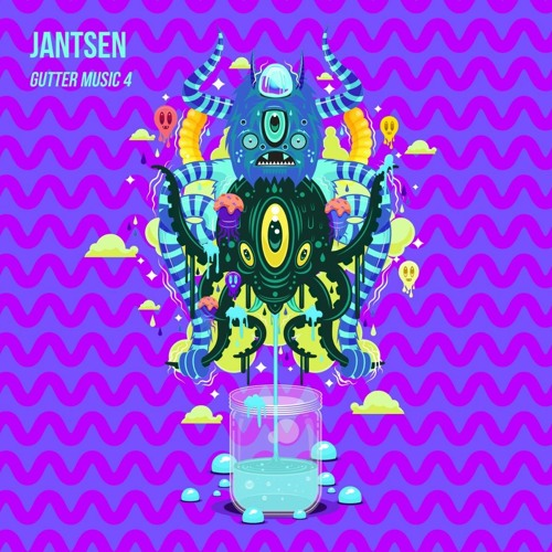 Jantsen - Gutter Music Volume 4