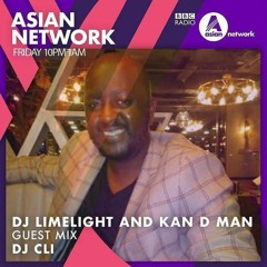 Guest Mix On BBC Asian Network Radio & BBC 1xtra *Throwback Mix*