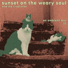 Sunset on the weary soul - Soundcloud Mix 3#