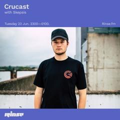Crucast Rinse FM - Skepsis