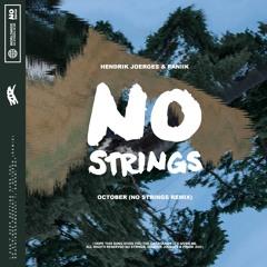 Hendrik Joerges & Paniik – October (No Strings Remix) [FREE DOWNLOAD]