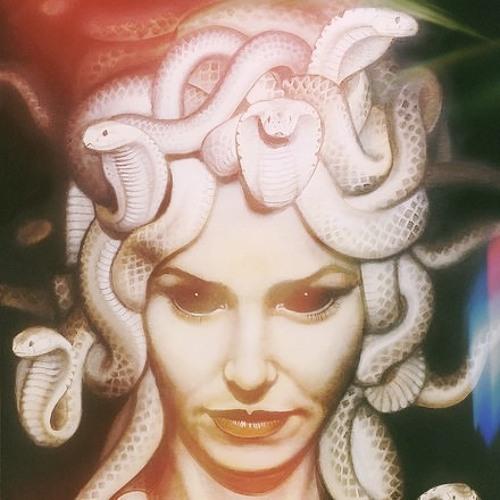 Medusa with a Smile