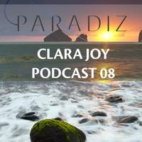 Paradiz Podcast 8 Mixed By Clara Joy