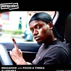 DJ OPANKA 2020  AFROBEATS MIX part 1 Radio Representz  Full  Mix