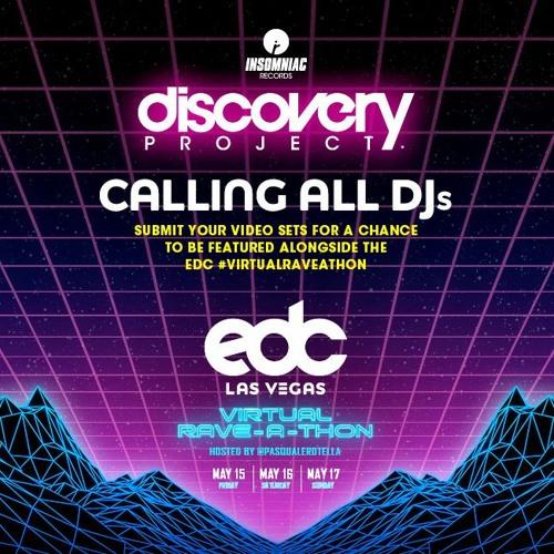 [JedEye] - Insomniac Records: EDC Virtual Rave-A-Thon Discovery Project