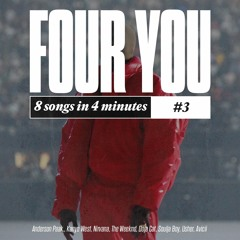 FOUR YOU #3