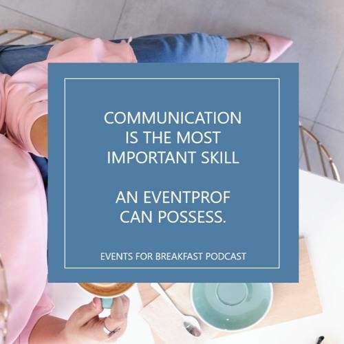 Event Communication Planning Through a Crisis - S112 (2020)