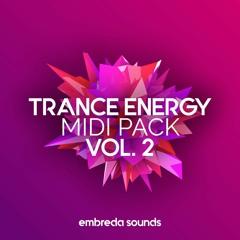 Embreda Sounds - Trance Energy Midi Pack Vol. 2