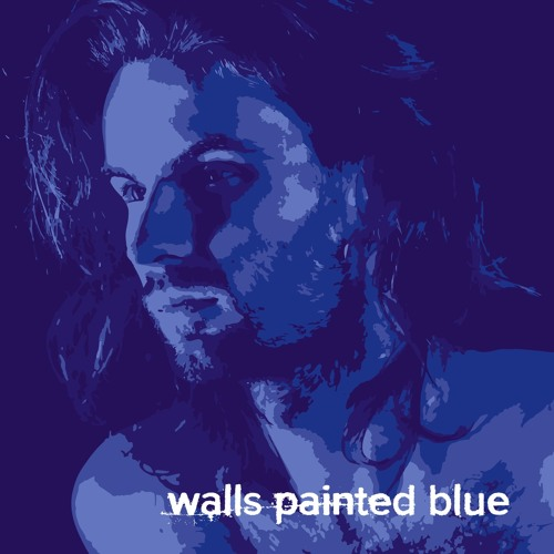 Walls Painted Blue