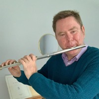 « Study N°1 - Opus 15  » of Andersen for Flute
