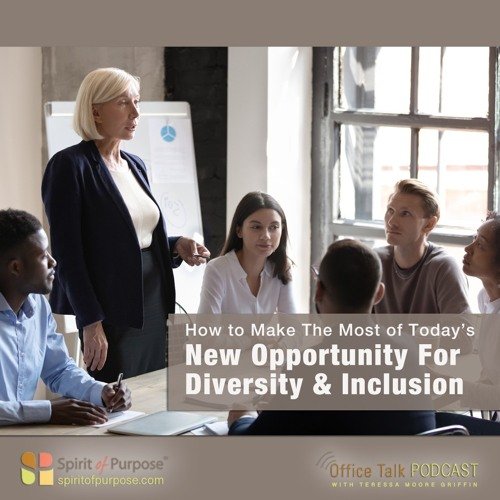 A New Opportunity for Real Diversity & Inclusion