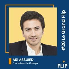 """#26 Ari Assuied, fondateur de Cafeyn - """"La presse papier devient un produit de luxe, un produit de plaisir !"""""""