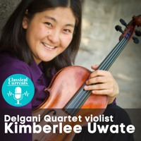 Episode 1 - Violist Kimberlee Uwate Of The Delgani Quartet