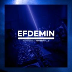 Efdemin - Recorded live at Kompass