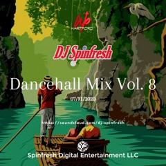 Dancehall Mix Vol. 8