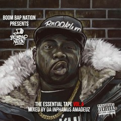 "BBN ""The Essential Tape"" Vol 4 (Mixed By Da Inphamus Amadeuz)"