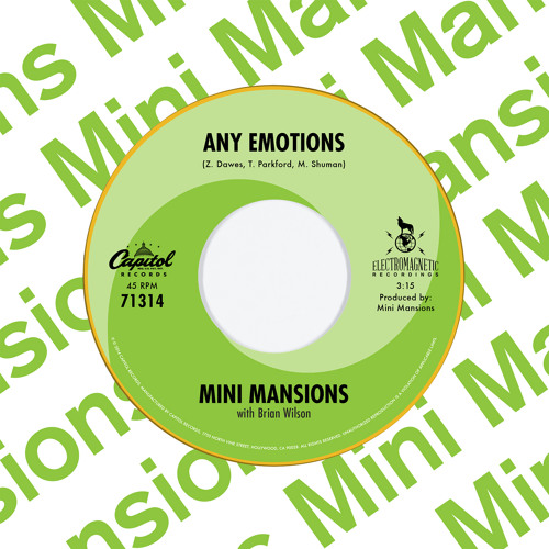 Any Emotions (feat. Brian Wilson)