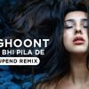 Download Do Ghoont Mujhe Bhi Pila De Sharabi - Dj Rupend - Remix Mp3