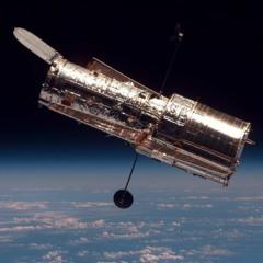 Hubble Telescope(2021)[Aerogel-Mix]