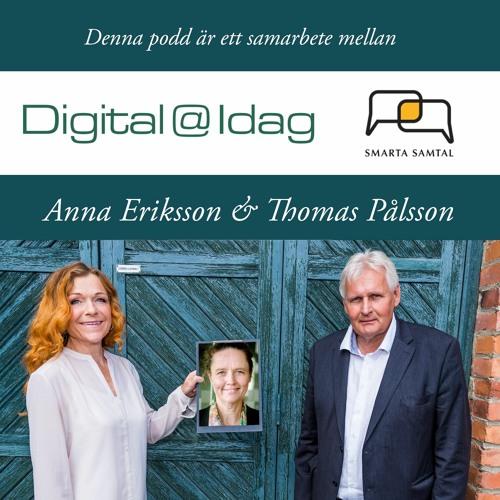 Digital@Idag I Smarta samtal #9 Win-win för stat och medborgare när det offentliga digitaliseras