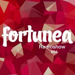 fortunea Radioshow #064 // hosted by Klaus Benedek 2021-07-28