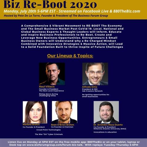FORUM BIZ TALK 7-20-2020