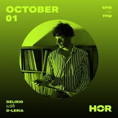 HÖR / October 09 / 6pm-7pm
