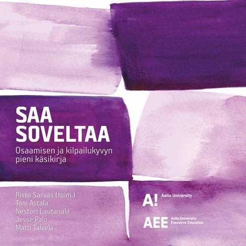 Saa Soveltaa – Osaamisen ja kilpailukyvyn pieni käsikirja