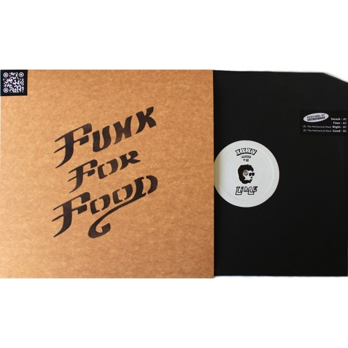 XXXV Edits 07 - Funk For Food - Preview