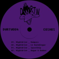 DWRTW004 - Cosmos - Nightdrive - 02 Le Rachdingue