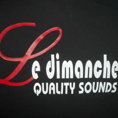 Greg S. @ Le Dimanche (Gentse Feesten) 27-7-2019