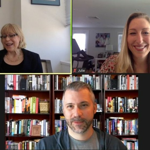 Moving at the speed of crisis | with Armored Things' Julie Johnson and Ro's Rob Schutz