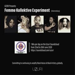 Thuli Majozi X Femme Kollektive Experiment