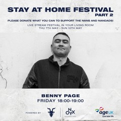 Benny Page - Stay at Home Festival part 2