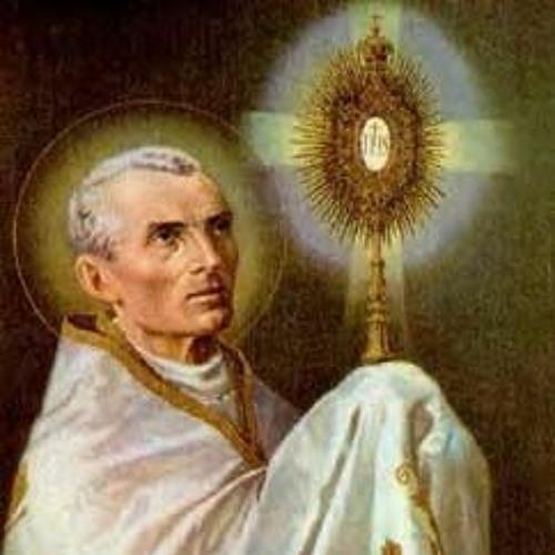 São Pedro Julião Eymard Apóstolo da Eucaristia - Santo do Dia - 02 de Agosto de 2021