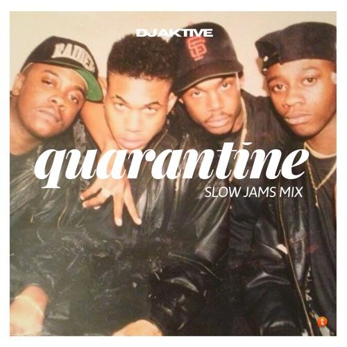 90'S R&B slow jams  Quarantine mix