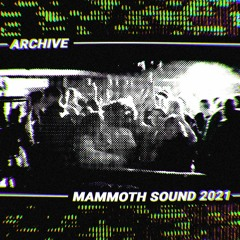 Archive @ The Wub Takeover, Mammoth Sound August 2021 [Full Set]