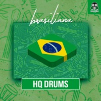 HQ DRUMS Brasiliana