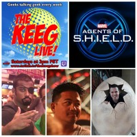 """""""Marvel's Agents of SHIELD""""- THE KEEG LIVE ep116"""