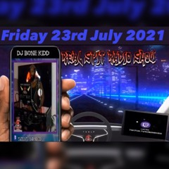Real Spit Radio Show 23rd July 2021