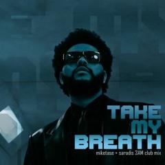 The Weeknd - Take My Breath (ULTRABASE Intro Club Mix)